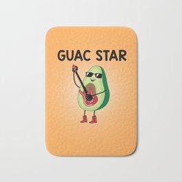 Baesic Guac Star Bath Mat