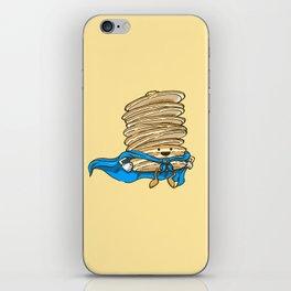 Captain Pancake Descends iPhone Skin