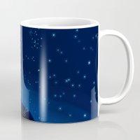 wall e Mugs featuring Wall-e by KanaHyde