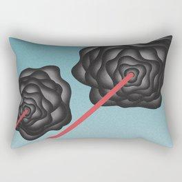 Dark Anomalies Rectangular Pillow