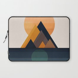 Twin Sun Laptop Sleeve