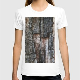 Tree Bark close up T-shirt