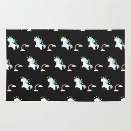 Unicorn Pattern Rug