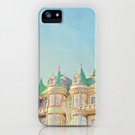 SF Tops 3 iPhone Case
