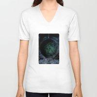 the hobbit V-neck T-shirts featuring The Hobbit by Janismarika