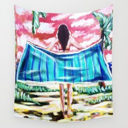 Sweet Solitude Wall Tapestry