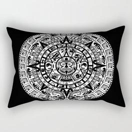 Mayan Calendar Rectangular Pillow