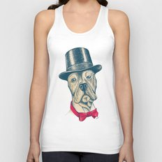 I'm too SASSY for my hat! Unisex Tank Top