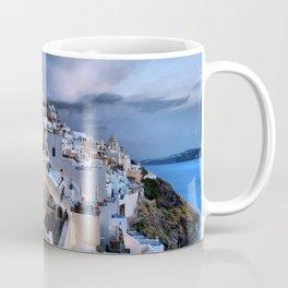 Santorini 12 Coffee Mug