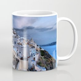 Santorini 12 Coffee Mug