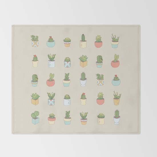 Cute Succulents by julietafelix
