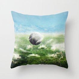 Adagio Pour Cordes Throw Pillow