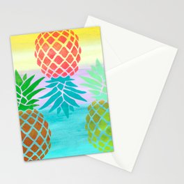 Abacaxi Stationery Cards