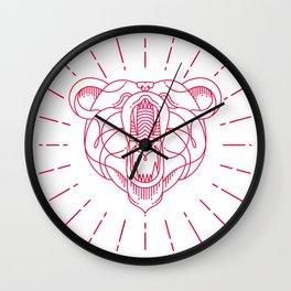 A Big Rawr! Wall Clock