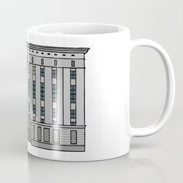 Berghain. Techno Club in Berlin Coffee Mug