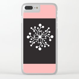 Ions Clear iPhone Case