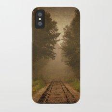Rural Line iPhone X Slim Case