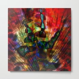 abstract 777 Metal Print