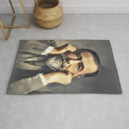 Joseph Conrad, Literary Legend Rug