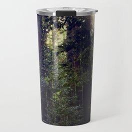 Sunrays in the Redwoods Travel Mug