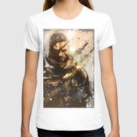 venom T-shirts featuring Venom by Vincent Vernacatola
