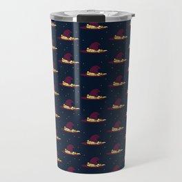 Noodle and lights Travel Mug