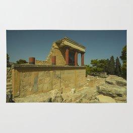 Knossos Palace Rug