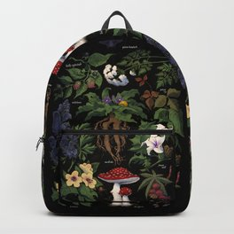 Poison Plants Backpack