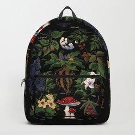 Poison Plants Rucksack