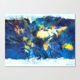 Unity Canvas Print