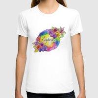 explore T-shirts featuring explore! by Luna Portnoi