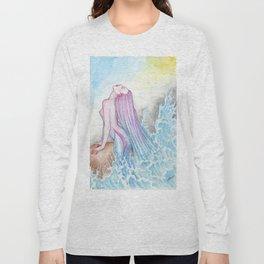 Fluid - MerMay 2018 Long Sleeve T-shirt