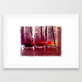 Soda, Italian Framed Art Print