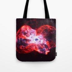 Massive Explosion Tote Bag