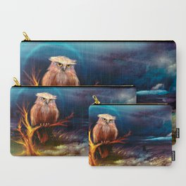 The Phoenix Owl Carry-All Pouch