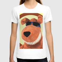 Dog with Shades T-shirt