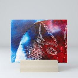 Cosmowolf Mini Art Print