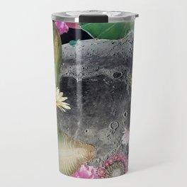 Turtle #3 (Desert Flower Moon) [Cecilia Lee] Travel Mug