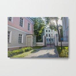 Tartu Metal Print