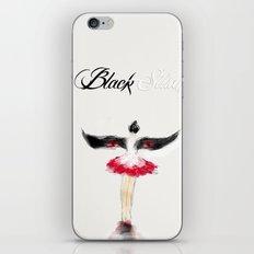 Black Swan V iPhone & iPod Skin