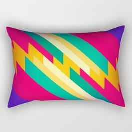 geometric_04 Rectangular Pillow