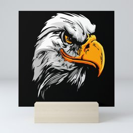 American Bald Eagle Mini Art Print