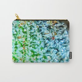 Key Lime Pie Blue Dream Strain Carry-All Pouch