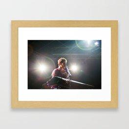 Vega Framed Art Print