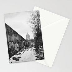 Fisher Building - Detroit, MI Stationery Cards