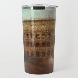 Rome, Colosseum Travel Mug