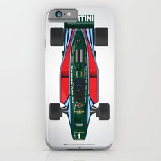 Outline Series N.º2, Mario Andretti, Lotus 80-Ford 1980 Slim Case iPhone 6s