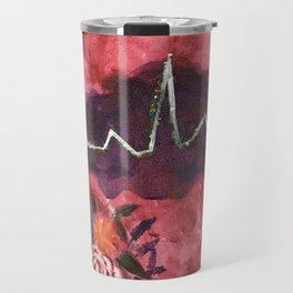 Cardiac Arrangement Travel Mug