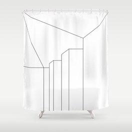 Tila#2 Shower Curtain