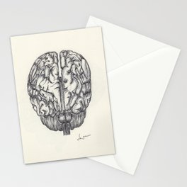 BALLPEN BRAIN 3 Stationery Cards